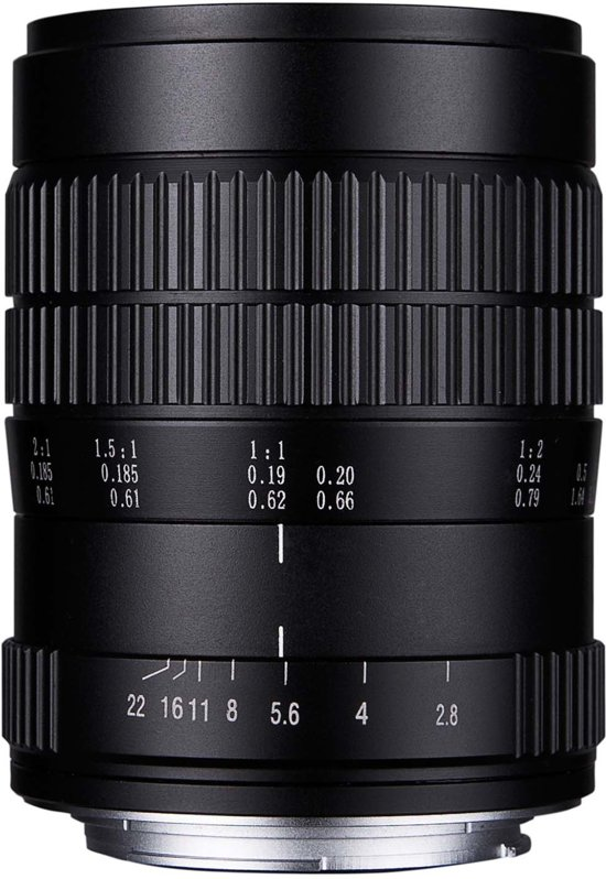 Laowa 60mm F2.8 2x Ultra-Macro Canon EF