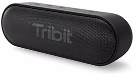 Tribit Xsound Go Bluetooth Speaker - 12W Draagbare Stereo Sound Speaker - Sterke Bass - IPX7 Waterdicht - 24uur Lang Speelplezier