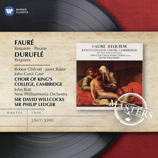 Fauré: Requiem, Pavane . Duruf