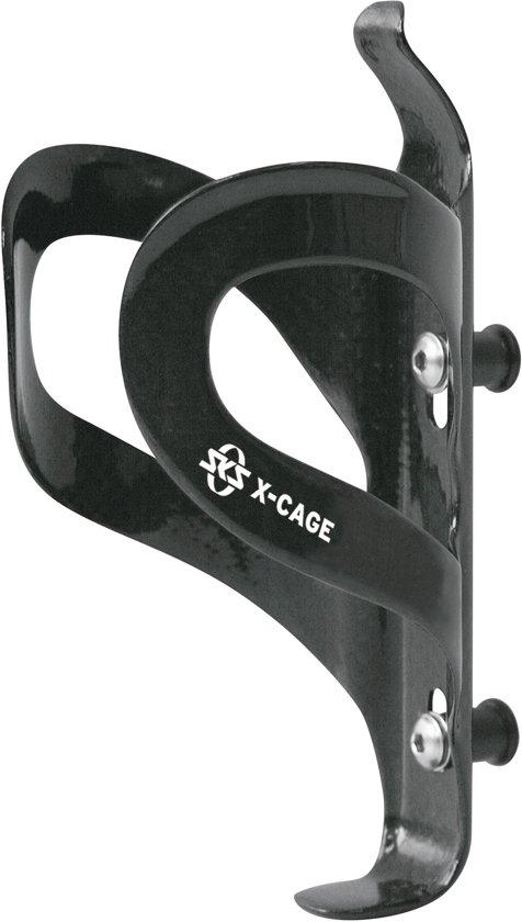 SKS X Cage Carbon  - Bidonhouder - Zwart