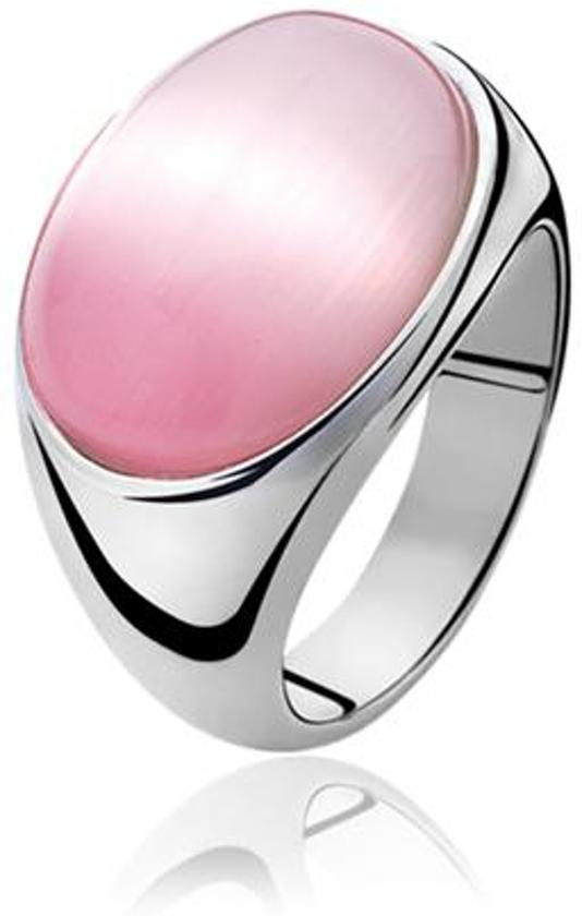 Zinzi - Zilveren Ring - Maat 62  ZIR672-62