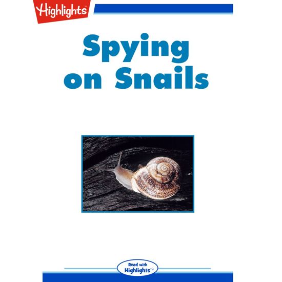 Spying on Snails