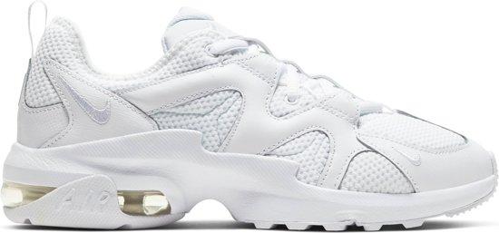 Nike Air Max Graviton Dames Sneakers - White/White - Maat 38.5