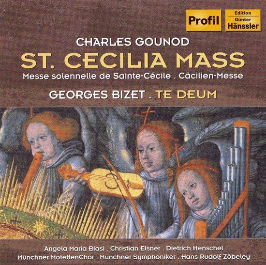 Messe Solennelle De St Cecile - Te