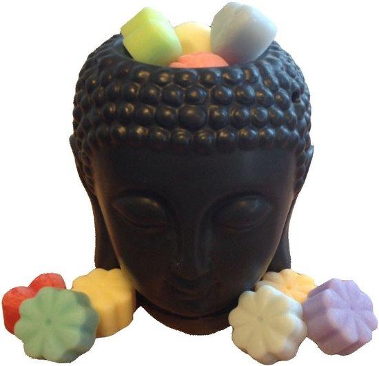 Wax Melts Brander.Wax Melts Boeddha Brander 10 Melts