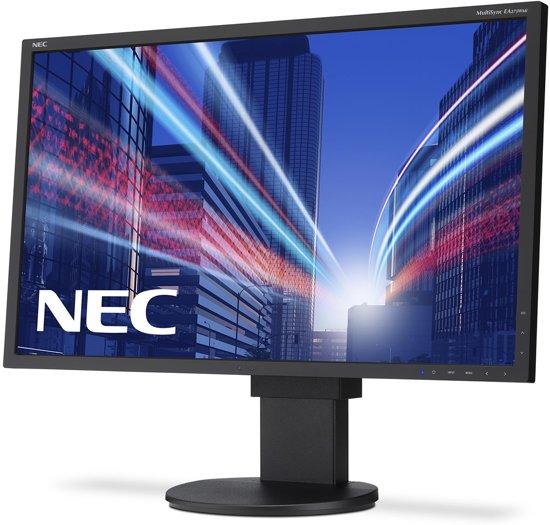 NEC MultiSync EA275WMi 27'' 2K Ultra HD LCD Flat Zwart computer monitor