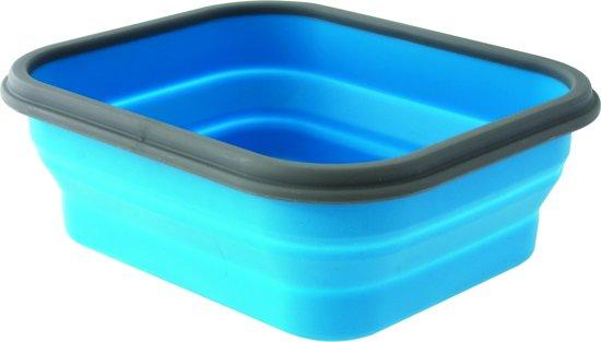 Eurotrail Voorraadbox M - opvouwbaar - Blauw
