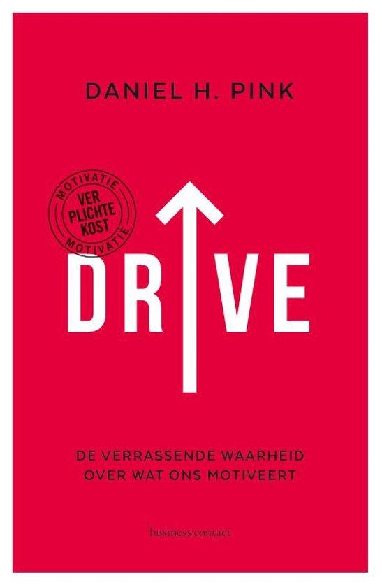 Boek cover Drive van Daniel H. Pink (Paperback)