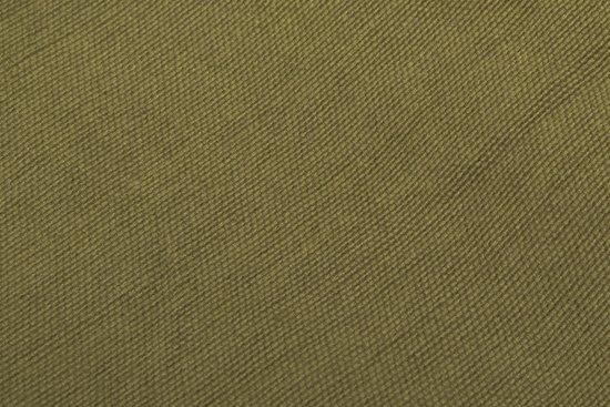 ECOMUNDY PURE BIO XL 380 GROEN - Luxe 2-persoons hangmat van biologisch katoen - handgeweven - GOTS - 160x260x380cm