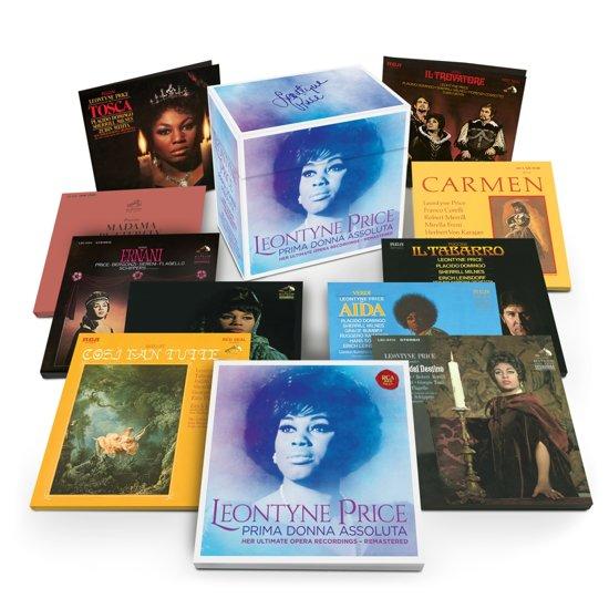 Prima Donna Assoluta - Her Ultimate Opera Recordings (Remastered)