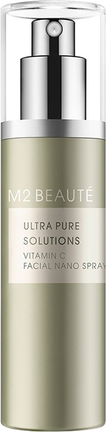 M2 Beauté Ultra Pure Solutions Vitamin C Facial Nano Spray Gezichtsspray 75 ml