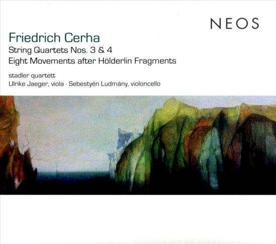 String Quartets Nos 3 & 4/Hölderlin Fragments