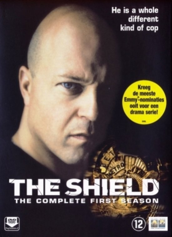 Cover van de film 'The Shield'