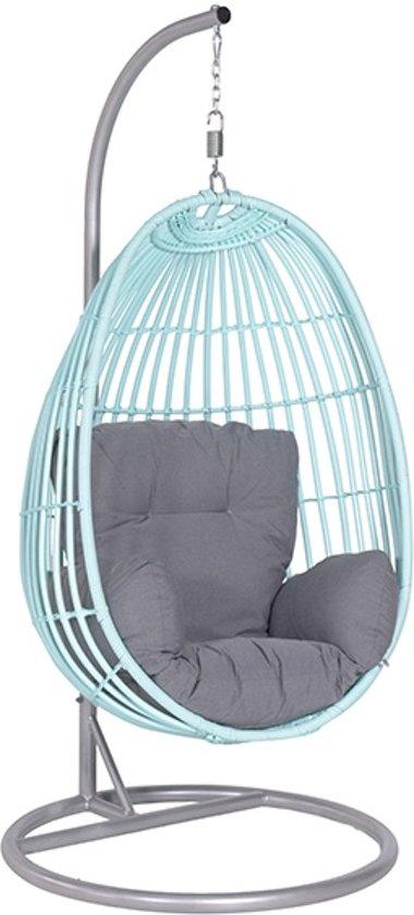 Hangstoel Swing Egg.Bol Com Garden Impressions Panama Schommelstoel Ei Vorm