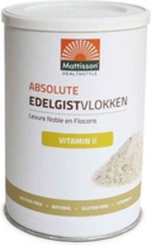 Mattisson Edelgistvlokken - 200 gram