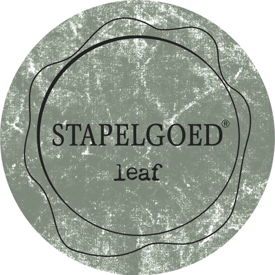 Stapelgoed - Muurverf extra mat - Leaf - Groen - 2,5L