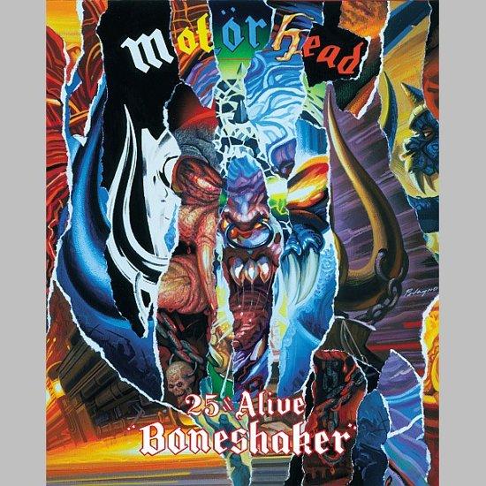 Boneshaker -Cd Package-