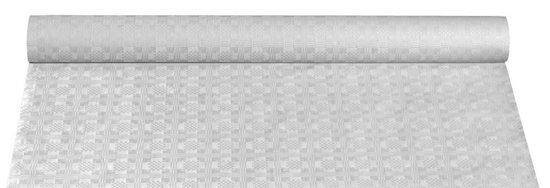 Tafelkleed damast  op rol 25 x 1 M, dikte 40 g/m� pak � 1 rol