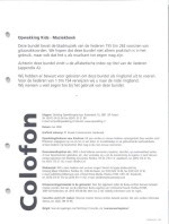 Opwekking kids 18 muziekaanv (252-263) - Diverse auteurs pdf epub