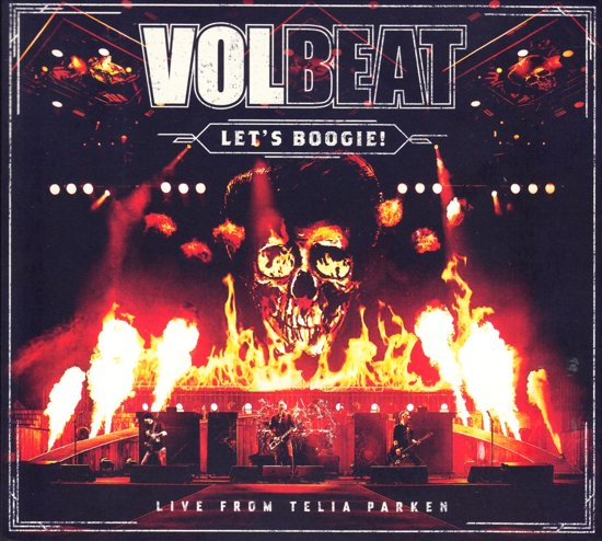 Let's Boogie (Live From Telia Parken) (CD+DVD)