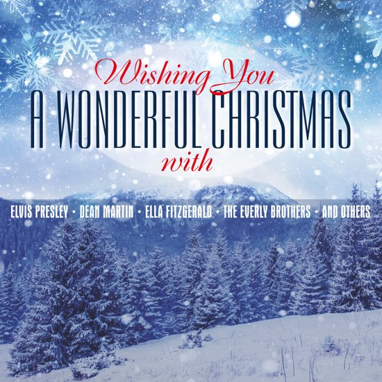 Wishing You A Wonderful Christmas (Coloured Vinyl) (LP)