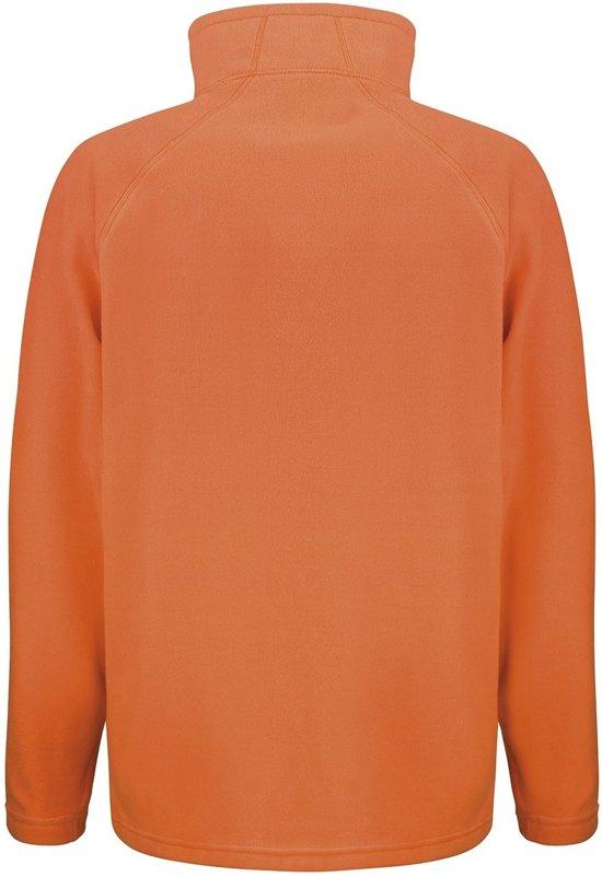 Maat Oranje Vest Laag Basic Fleece Microfleece Senvi Thermisch Kleur Xxxl EnqPA8xn0T