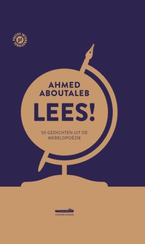 Boek cover Lees! van Ahmed Aboutaleb (Hardcover)