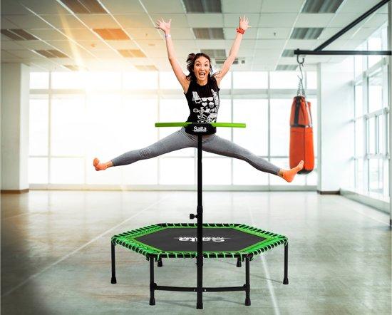 Salta Fitness including handle bar - 140cm - Green