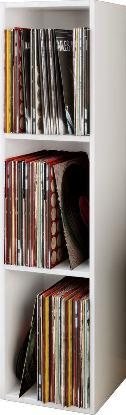 lp vinyl kast expedit platto wit