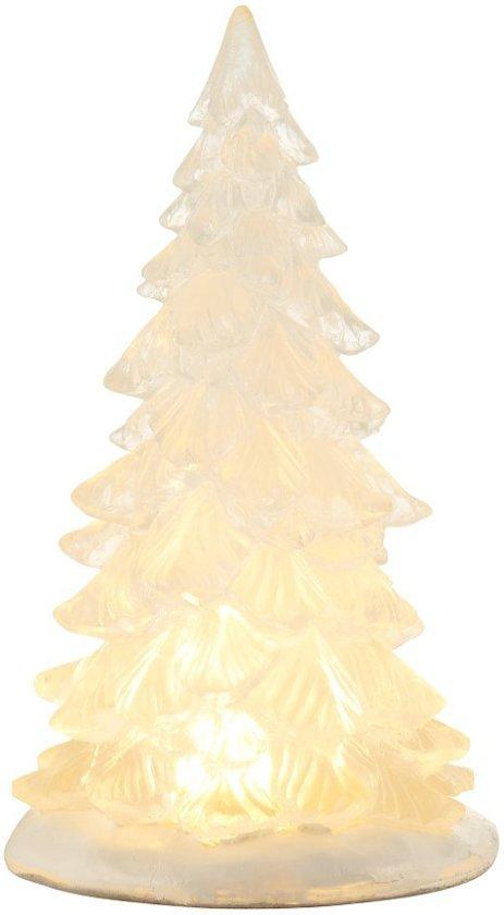 Witte Kerstboom 100 Cm.Bol Com Kerstboom Van Plexiglas Met Witte Led Verlichting