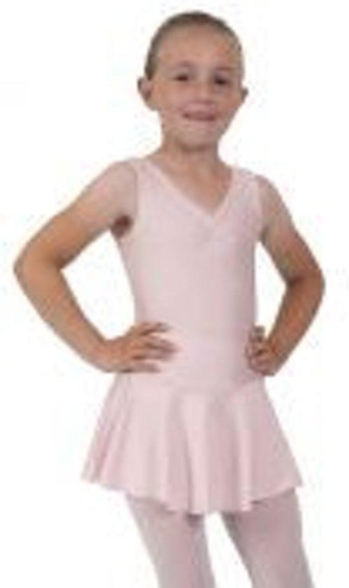 Balletpakje Mia Lichtroze - Maat 128/134