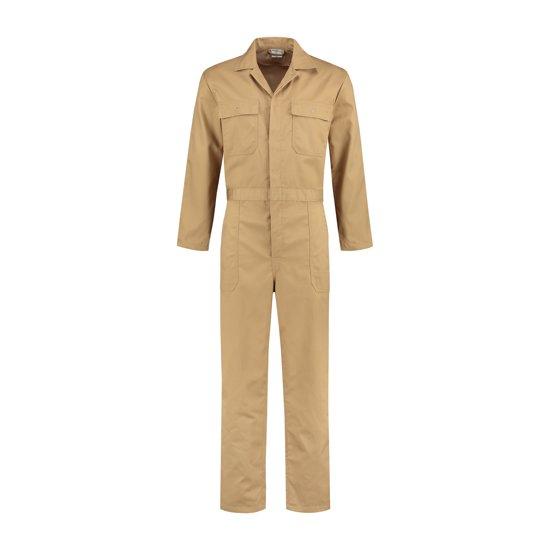 Yoworkwear Overall polyester/katoen kaki maat 66