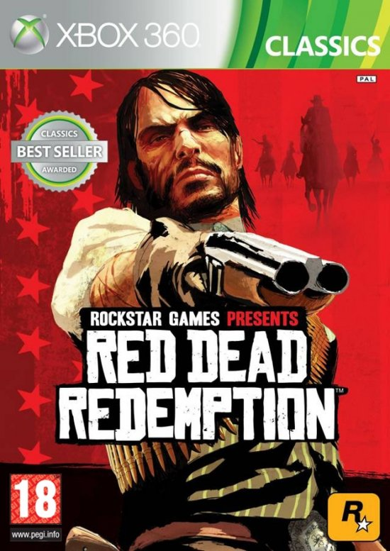 Red Dead Redemption (Classics) /X360