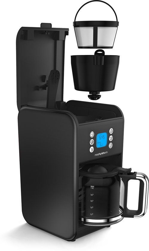 Morphy Richards M162008EE Accents Filter Koffiezetapparaat