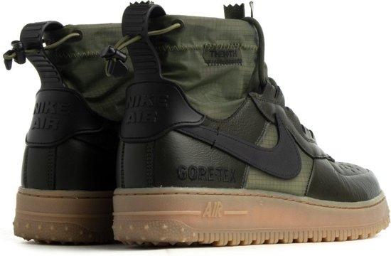 Nike Air Force 1 Winter GTX Olijf Groen Heren Sneaker