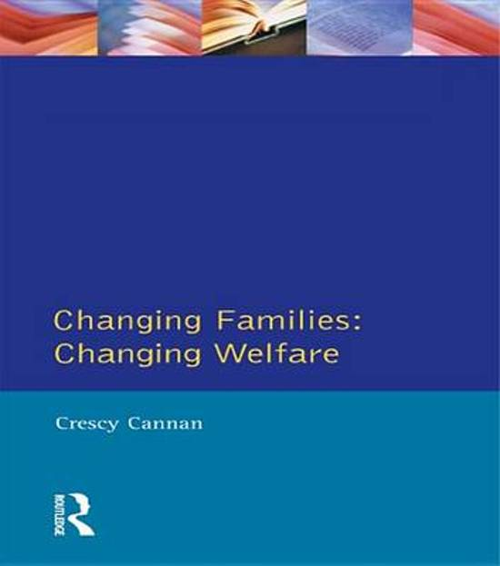 changes in family
