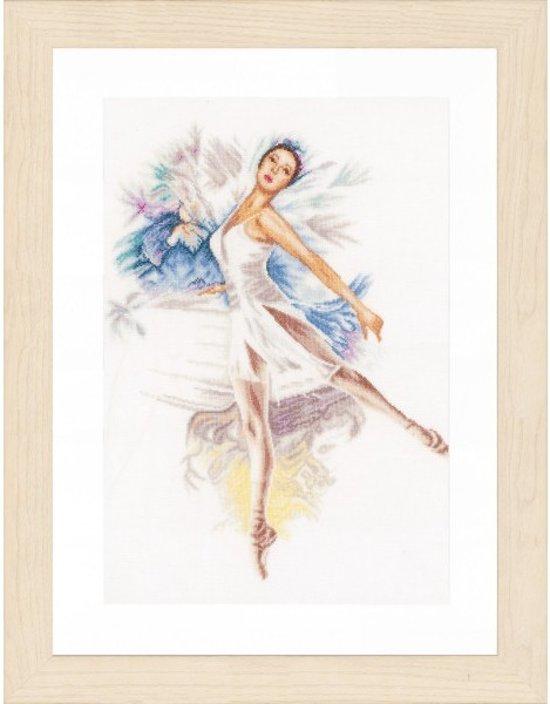 Telpakket kit Ballerina  - Lanarte - PN-0156939