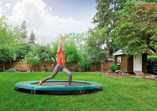 BERG Talent InGround Trampoline 240 cm - Trampoline