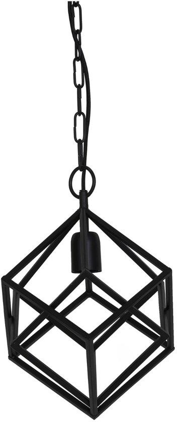 Light and living Light&Living Hanglamp Drizella S Zwart 36 x Ø26