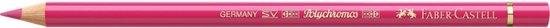 Kleurpotlood Faber Castell Polychromos 124 karmijn rose