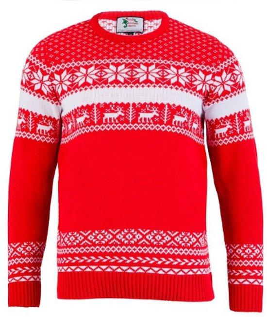 Kersttrui Heren Xl.Bol Com Kersttrui The Red Nordic Voor Heren Xl Merkloos Speelgoed