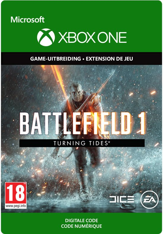 Battlefield 1 - Turning Tides - Add-on - Xbox One