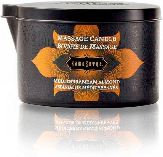 Kamasutra Mediterranean Almond Massagekaars