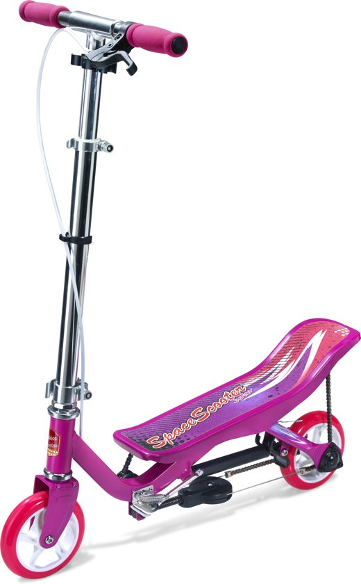 Space Scooter Junior Roze - Step