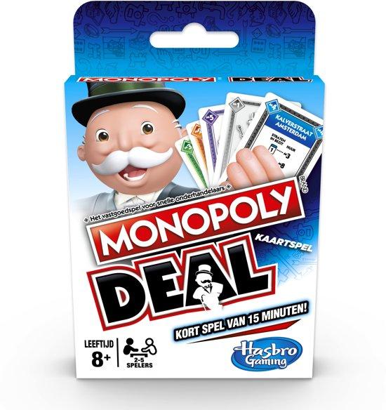 Afbeelding van Monopoly Deal - Kaartspel speelgoed