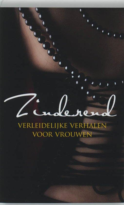 Cover van het boek 'Zinderend'