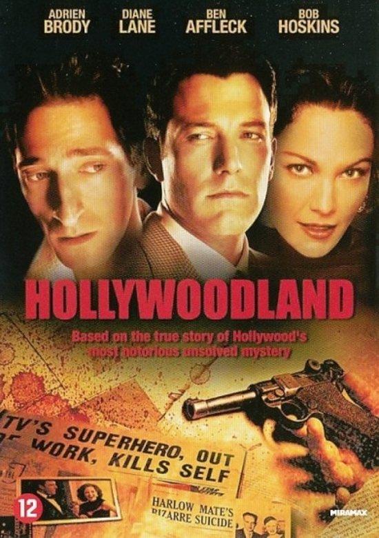 Cover van de film 'Hollywoodland'