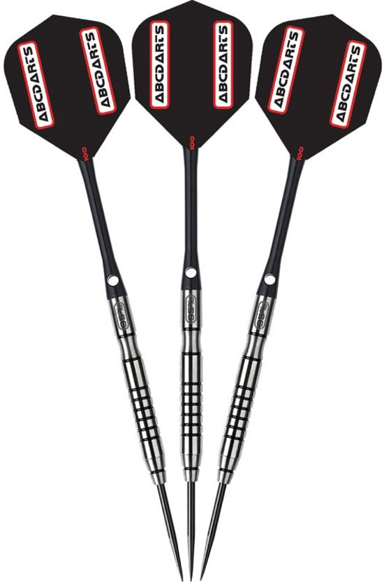 ABC Darts Professionele Dartpijlen - 95% Dragon Fly 1407 - 23 gram