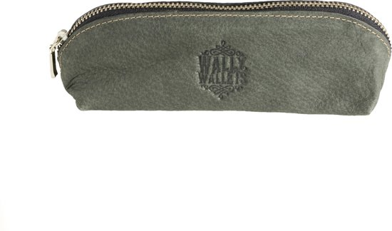 Wally Wallets Philadelphia Make Up Case of Pennenetui Small Zwart