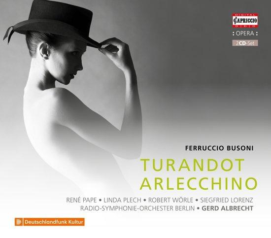 Turandot - Arlecchino